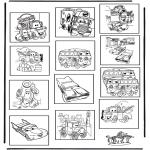 Knutselen - Knutselen Cars