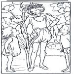 Allerlei Kleurplaten - Koning elf