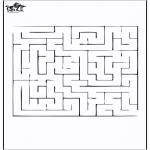 Knutselen - Labyrinth 2