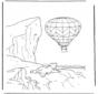 Lars met ballon