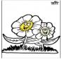 Lente bloemen 3