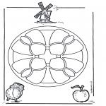 Mandala Kleurplaten - Mandala 11