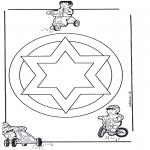 Mandala Kleurplaten - Mandala 13