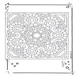 Mandala Kleurplaten - Mandala 15
