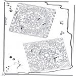 Mandala Kleurplaten - Mandala 24