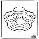 Knutselen - Masker 12