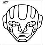 Knutselen - Masker 15