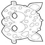 Knutselen - Masker 2