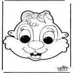 Knutselen - Masker 9