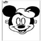 Masker Mickey