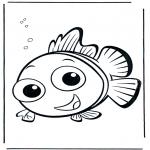 Kinderkleurplaten - Nemo 5