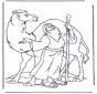 Noach en een kameel