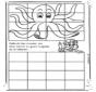 Octopus overtekenen