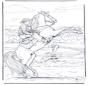 Paard steigert