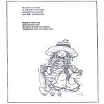 Knutselen - Poeziealbum versjes 12