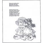 Knutselen - Poeziealbum versjes 14