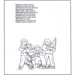 Knutselen - Poeziealbum versjes 15