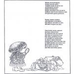 Knutselen - Poeziealbum versjes 18