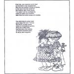 Knutselen - Poeziealbum versjes 22