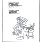 Knutselen - Poeziealbum versjes 24