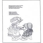 Knutselen - Poeziealbum versjes 25