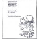 Knutselen - Poeziealbum versjes 26