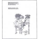 Knutselen - Poeziealbum versjes 29
