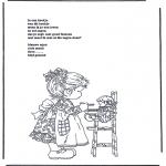 Knutselen - Poeziealbum versjes 3