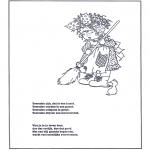 Knutselen - Poeziealbum versjes 32