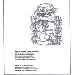 Knutselen - Poeziealbum versjes 35