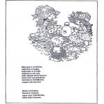 Knutselen - Poeziealbum versjes 36