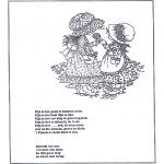 Knutselen - Poeziealbum versjes 38