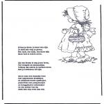 Knutselen - Poeziealbum versjes 4