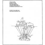 Knutselen - Poeziealbum versjes 41