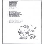 Knutselen - Poeziealbum versjes 47