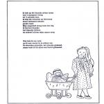 Knutselen - Poeziealbum versjes 9