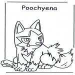Stripfiguren Kleurplaten - Pokemon 1