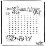 Knutselen - Pokemon puzzel 4