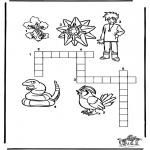 Knutselen - Pokemon puzzel 9