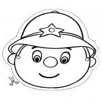 Knutselen - Politie agent