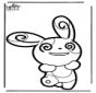 Prikkaart Pokemon 5