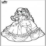 Allerlei Kleurplaten - Prinses 9