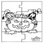 Puzzel Halloween