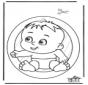 Raamhanger baby