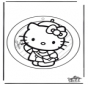 Raamhanger Hello Kitty
