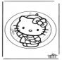 Raamhanger Hello Kitty