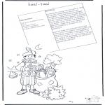 Knutselen Prikkaarten - Recept Taai-taai