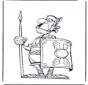 Romeinse soldaat Asterix