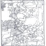Allerlei Kleurplaten - Schilder Breughel