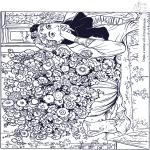 Allerlei Kleurplaten - Schilder Degas